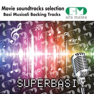 BASI MUSICALI MOVIE SOUNDTRACKS SELECTION (BACKING TRACKS ALTAMAREA)